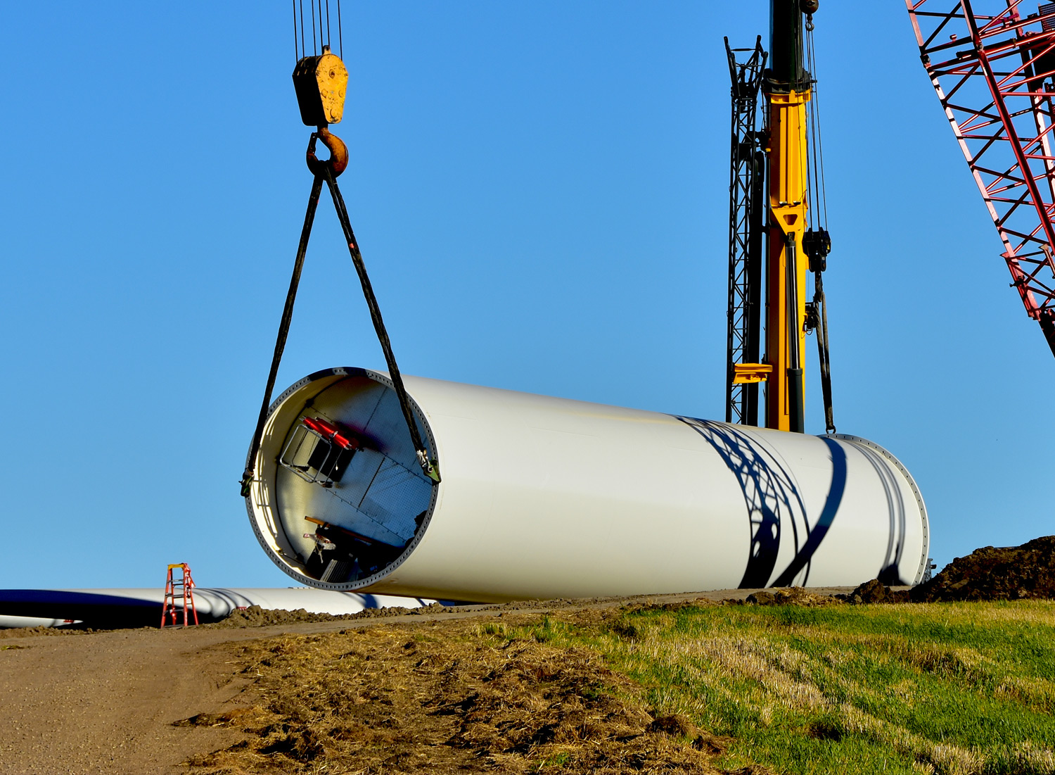 Project to improve handling operations of nacelle G114 in multimodal transport